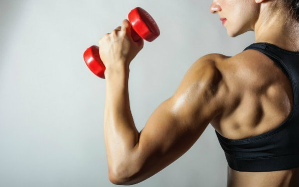 3 exercises to tone your arms